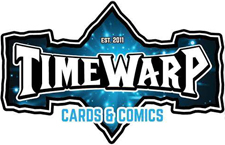 Time Warp Cards and Comics