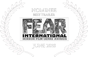 FEAR INTERNATIONAL Horror Film Genre Awards